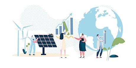 Webinaire Programme 'Entrepreneuriat dans les Energies Renouvelables' billets
