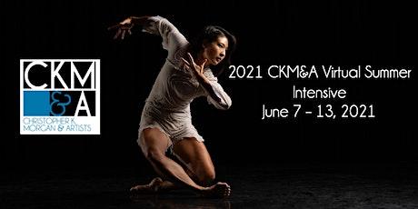 CKM&A: 2021 VIRTUAL Summer Intensive tickets