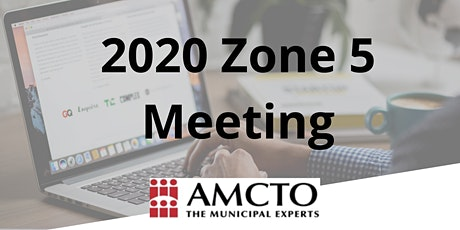 2021 Zone 5 Spring Meeting tickets