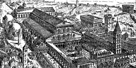 Saints and Sinners:  The early Churches in the city of Rome tickets