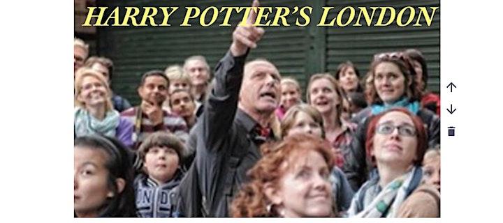 Harry Potter's London Live Virtual Tour image