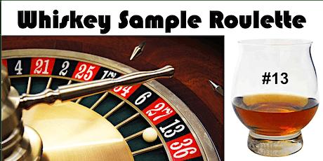 Sample Roulette - 41 Samples/Distributed Blind - We Taste 'em Live on Zoom! biglietti