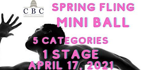Spring Fling Mini Ball tickets