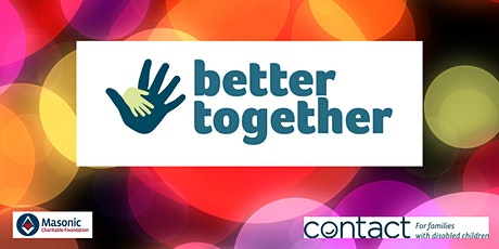 Better Together - storytelling with Janina tickets