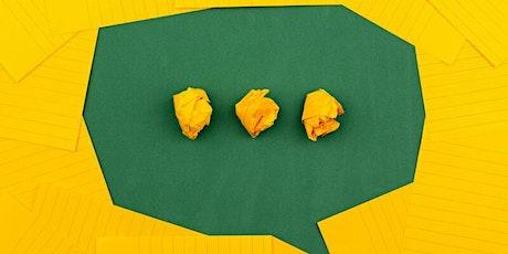 Transforming Difficult Conversations tickets