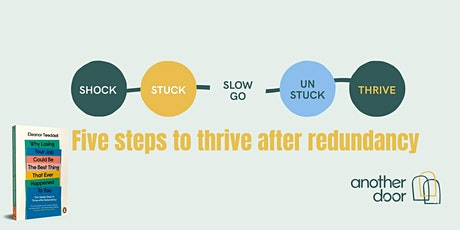 Five Steps to Thrive after redundancy Pop Up full day workshop tickets