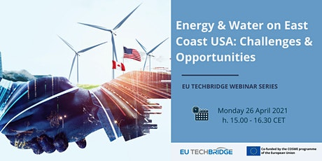 ENERGY & WATER ON EAST COAST USA:  CHALLENGES & OPPORTUNITIES tickets