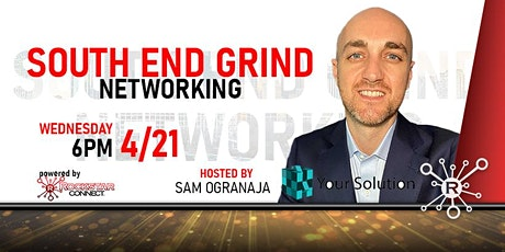 Free South End Grind Rockstar Connect Networking Event (April, Charlotte) tickets
