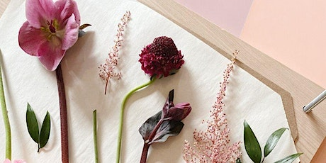 The Art of Preserved Flowers: Pressed & Air Dry Techniques tickets