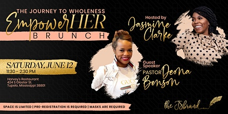 The Journey to Wholeness EmpowerHER Brunch tickets