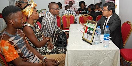 Luanda international online education fair 2021 tickets