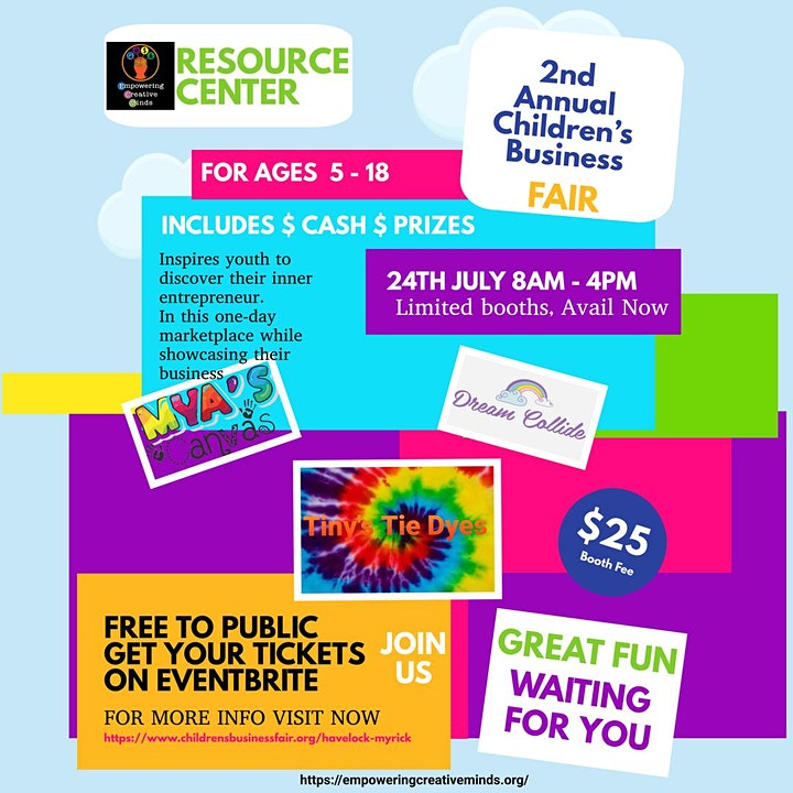 2nd Annual Children's Business Fair image