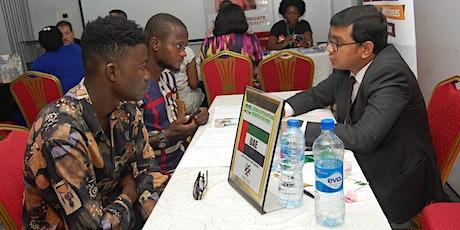 Huambo international online education fair 2021 tickets