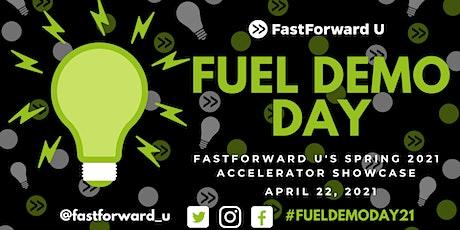 FastForward U Fuel Accelerator: Spring '21 Demo Day tickets