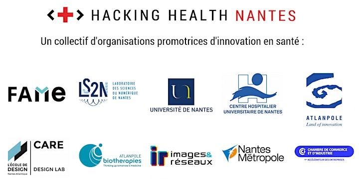Image pour Marathon d'innovation en santé Hacking Health Nantes