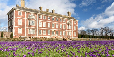 Timed entry to Ham House Garden (5 Apr - 11 Apr)