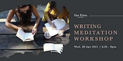 Writing Meditation Workshop
