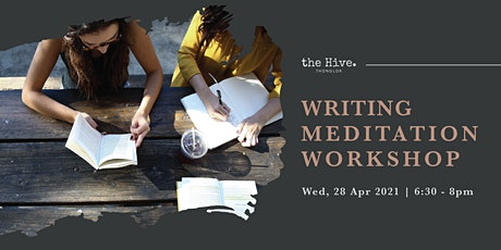 Writing Meditation Workshop tickets