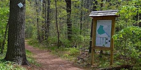 Spring Hike at Stephen C.L. Delano Mem. Forest and Rounseville II Preserve tickets