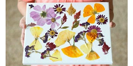 The Art of Preserved Flowers: Family Friendly Workshop (Afterschool) tickets