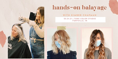 Hands-On Balayage! tickets