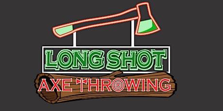 Longshot Axe Throwing Tournament tickets