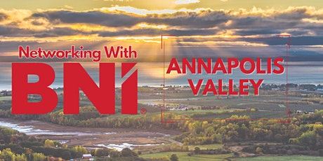 ONLINE Networking with BNI Annapolis Valley tickets