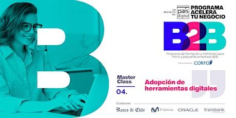 Acelera tu Negocio B2B: Adopción de herramientas digitales entradas