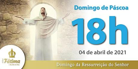 Domingo de Páscoa 18h tickets