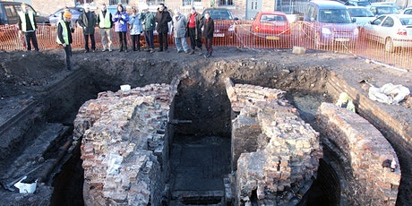 Digging up Manchester: Industrial Archaeology & Heritage in the Shock City tickets
