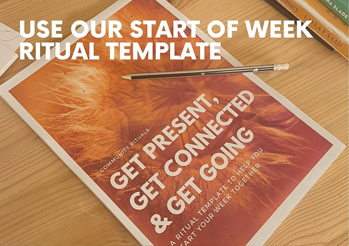 Create a ritual to start your week image