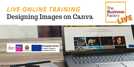 LIVE – Creating Images on Canva – 10am tickets