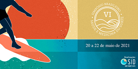 VI Simpósio Brasileiro de Saúde & Medicina do Surfe ingressos
