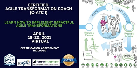 Incrementor | Certified Agile Transformation Coach I (C-ATC I) Tickets