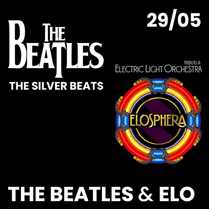 Tributo a BEATLES & ELECTRIC LIGHT ORCHESTRA (ELO) image