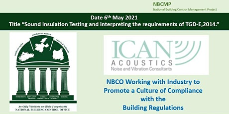 Sound Insulation Testing and interpreting the requirements of TGD-E,2014 tickets