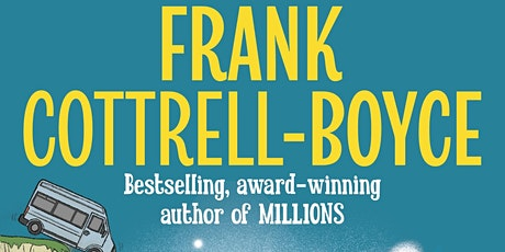 An evening with Frank Cottrell Boyce, Steven Lenton and MG Leonard tickets