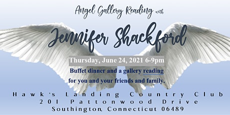 Buffet Dinner followed by a Angel Gallery Reading with Jennifer Shackford tickets