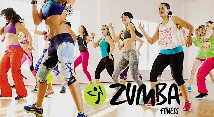 Community Zumba at Kroc Greenville image