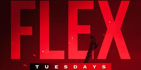 FLEX TUESDAYS tickets