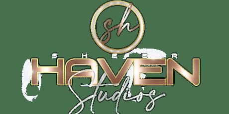 Sheer Haven Studios Grand Opening tickets