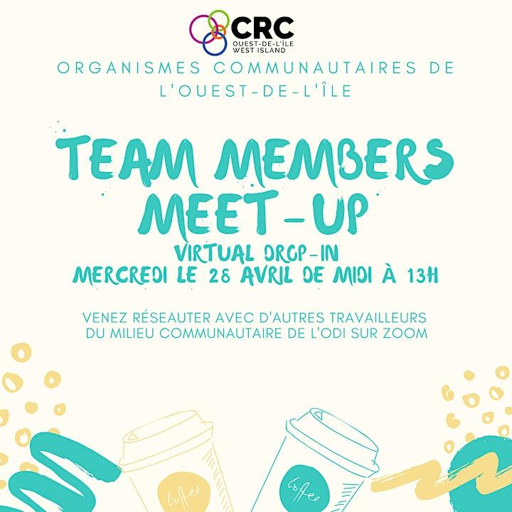 Community Team Meet-Up - Édition mai 2021 image