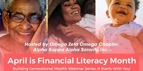 Building Generational Wealth Series: It Starts With You tickets
