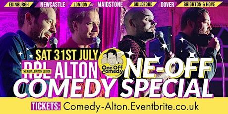 Super Funny Comedy Special @ RBL, Alton! tickets