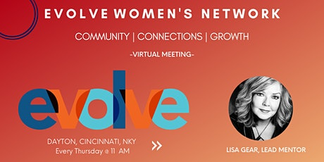 Evolve Women's Network: SW OH (Virtual) tickets