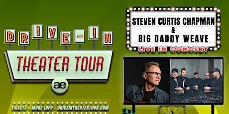 VOLUNTEER - Steven C Chapman & Big Daddy Weave / Bald Knob, AR tickets