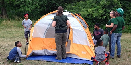 Camping 101 Workshop tickets