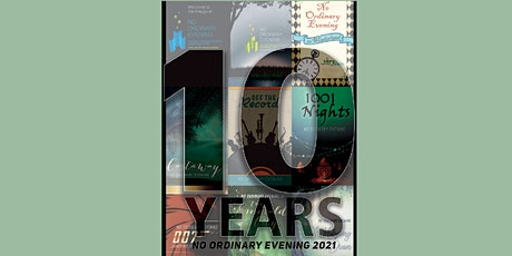 No Ordinary Evening 2021 tickets