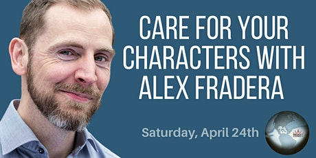 Caring for your Characters with Alex Fradera tickets