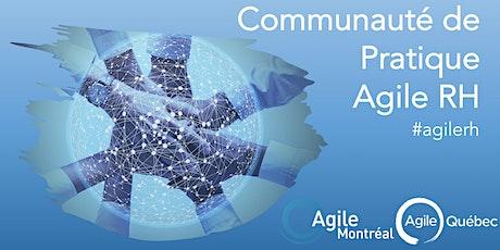 Communauté de Pratique Agile RH (Septembre 2021) billets